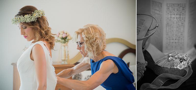 Reportaje de boda en Béjar