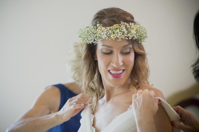 reportaje fotográfico de boda en Béjar Salamanca
