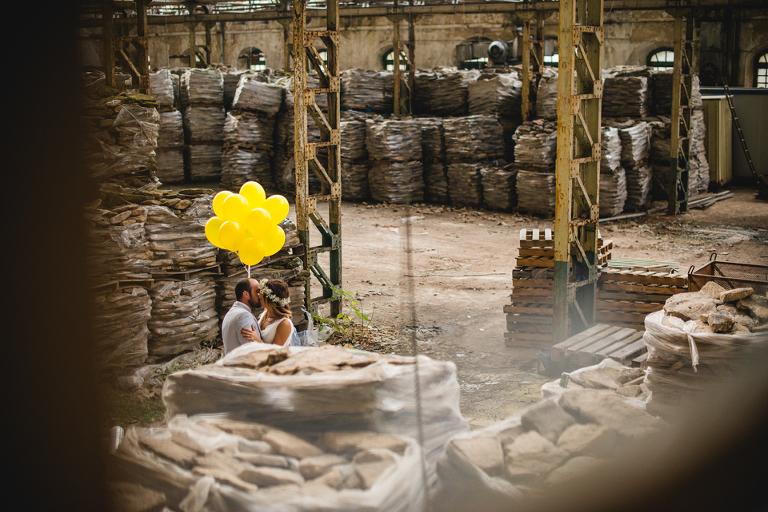 fotos de posboda en Béjar