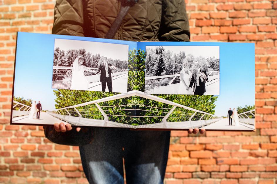 álbum de boda fotógrafo de Salamanca