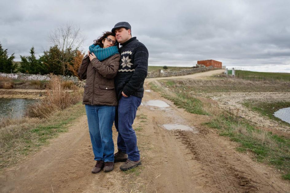 Jesús Cabanillas y Lidia Hidalgo, fotoenred fotógrafos de Salamanca