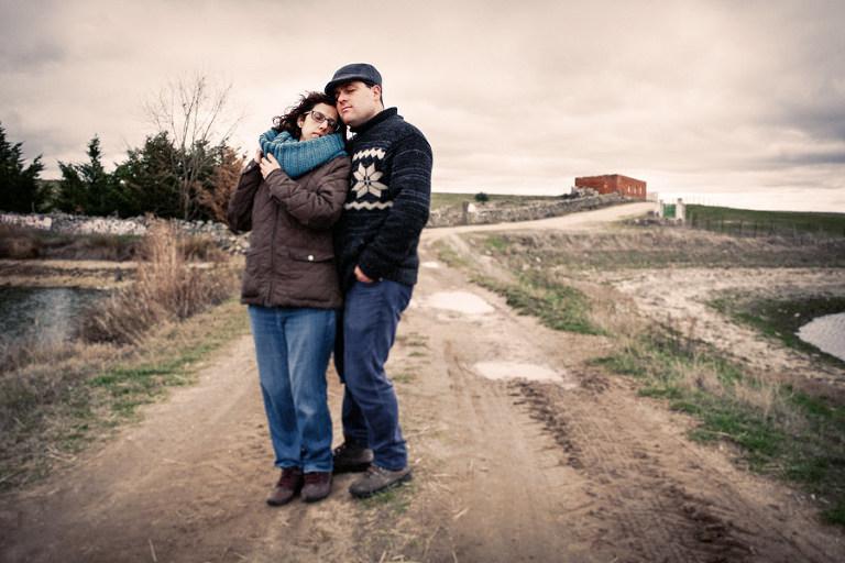 Jesús Cabanillas y Lidia Hidalgo, fotógrafos de boda en España y Salamanca